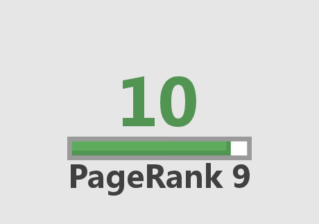 10 high pagerank backlinks